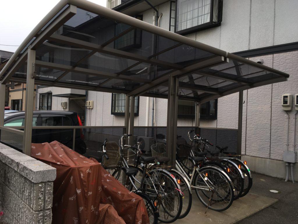 【石川】金沢市アパート外部リフォーム工事