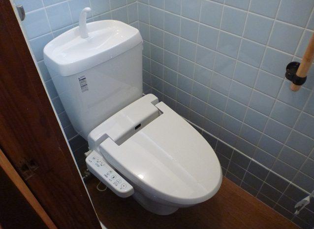 トイレ改修~和式から洋式~