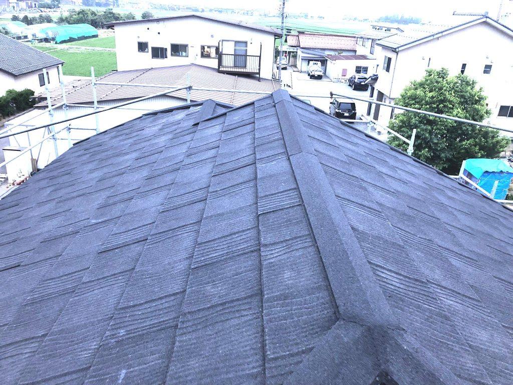 【石川県】白山市屋根カバー工法葺き替え工事