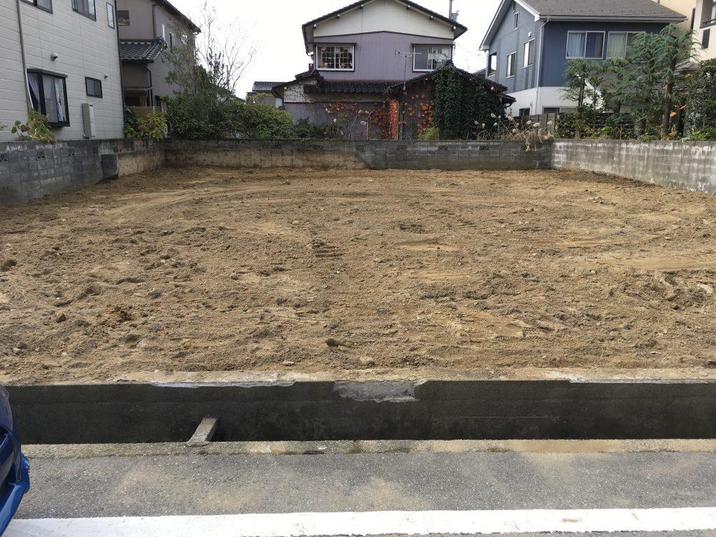 【石川】横川O様邸家屋解体工事