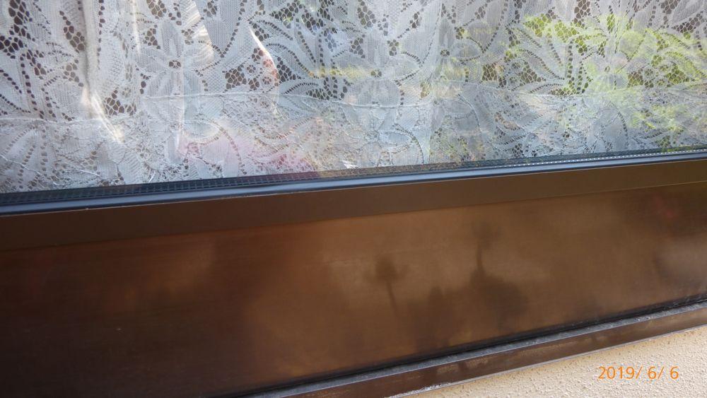【石川県】かほく市ガラス窓修繕工事